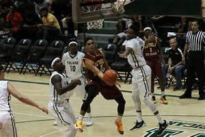 Men's basketball falls to Tulane in the Battle of Freret ...