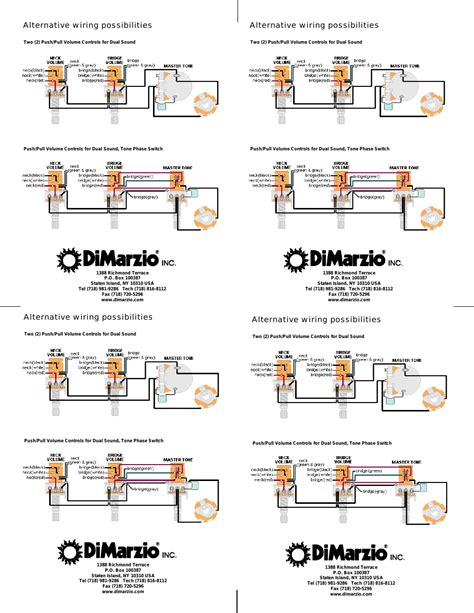 dimarzio dp120 wiring diagram wiring library