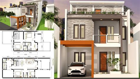 3d Home Architect Design Free by 5 Bedrooms Home Design Plan 7x17 Shoas Plan