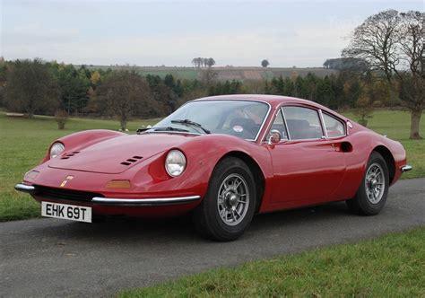1968  1969 Ferrari Dino 206 Gt  Picture 320215 Car