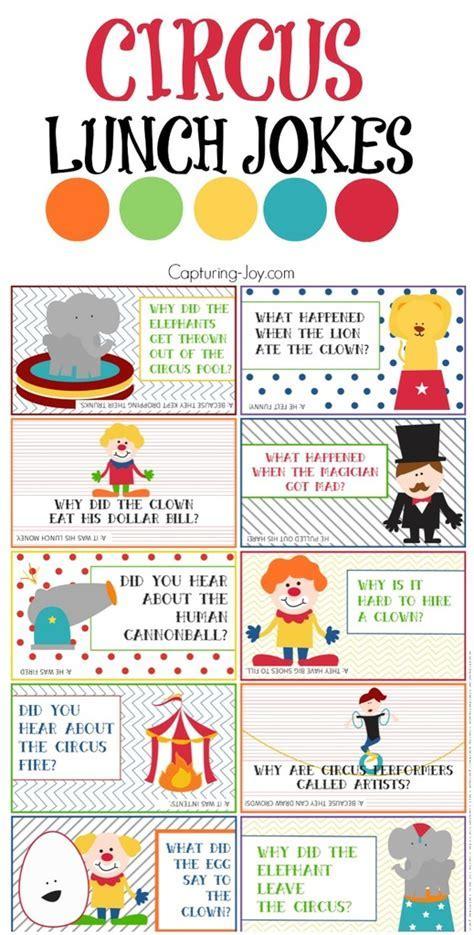 Circus Lunch Box Jokes   Capturing Joy with Kristen Duke