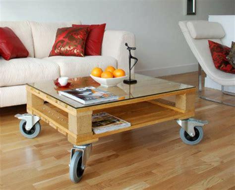 astuce de rangement cuisine idées originales de meubles en palettes archzine fr