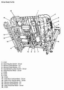 2005 Cadillac Sts Door Module Wiring Diagram  2005  Free