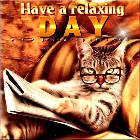 relaxing day graphics quotes comments images