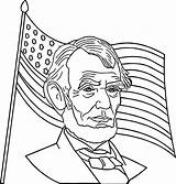 Lincoln Abraham Coloring Pages President Cabin Log Drawing Hat America Flag Usa Getcolorings Printable Wecoloringpage Getdrawings Sheets Coloringbay Colorings sketch template