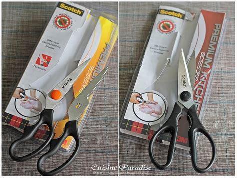 Scotch Kitchen Scissors by 3m Scotch Premium Kitchen Scissors