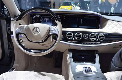 The model got more powerful than the model it replaces, is highly equipped and if mercedes can keep the. 2015 Mercedes-Benz S600 Revealed In Detroit - Cars.co.za
