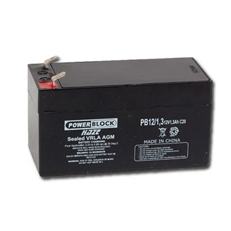power block  ah battery    fire security batteries mpower mpower