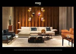 Fendi Casa 2017 Collection