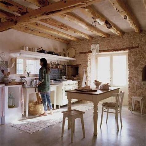 cocina  comedor  calida  rustica decoracion