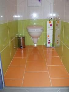 Modele Salle De Bain Carrelage : nice modele de faience salle de bain 8 univers maison ~ Premium-room.com Idées de Décoration
