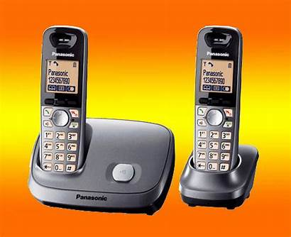 Panasonic Cordless Kx Loading Dect Telephone Twin