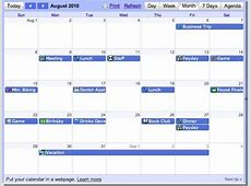 Dress Up Your Google Calendar with Event Flairs