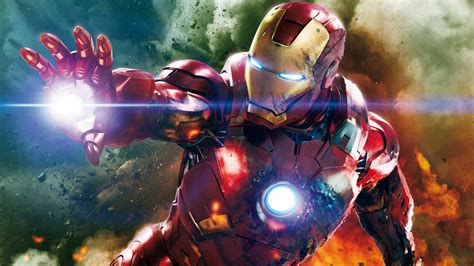 Iron Man The Avengers Wallpaper In 4k  Hd Wallpapers