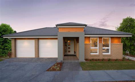 allworth homes single storey home designs  sydney nsw