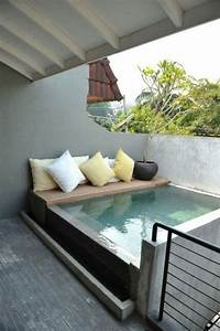 Mini Pool Terrasse : kleine pools zum verlieben sweet home ~ Michelbontemps.com Haus und Dekorationen