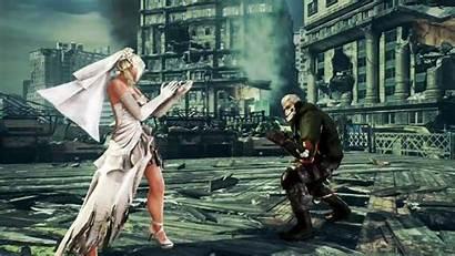 Tekken Nina Williams Bryan Vs Fury Retribution