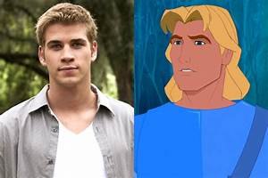 9 Nicholas Sparks Leading Men and Their Disney Counterpart