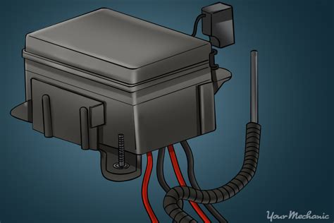 How Replace Your Car Fuse Box Yourmechanic Advice
