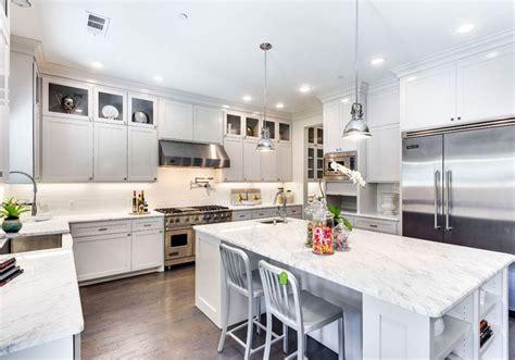 kitchen marble design best 25 modern luxury kitchen designs with white cabinets 2290