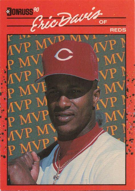 We did not find results for: Eric Davis 1990 Donruss MVP #BC-23 Cincinnati Reds Baseball Card