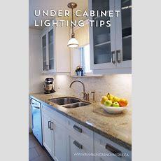 Best 25+ Under Cabinet Lighting Ideas On Pinterest  Under