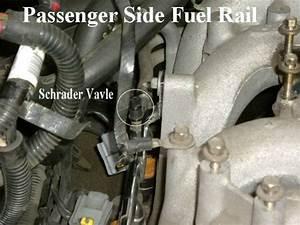 2007 Ford F150 Schrader Valve Location