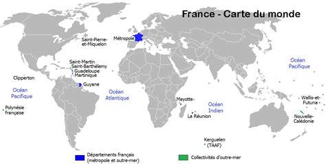 Carte Muette Fleuves Du Monde by La Dans Le Monde Voyages Cartes