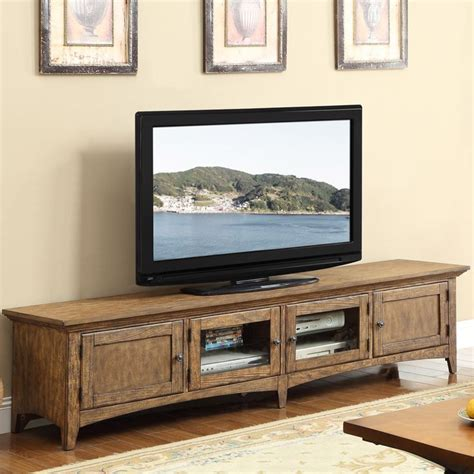 low profile tv stand legends vineyard 84 quot low profile traditional style tv stand console i