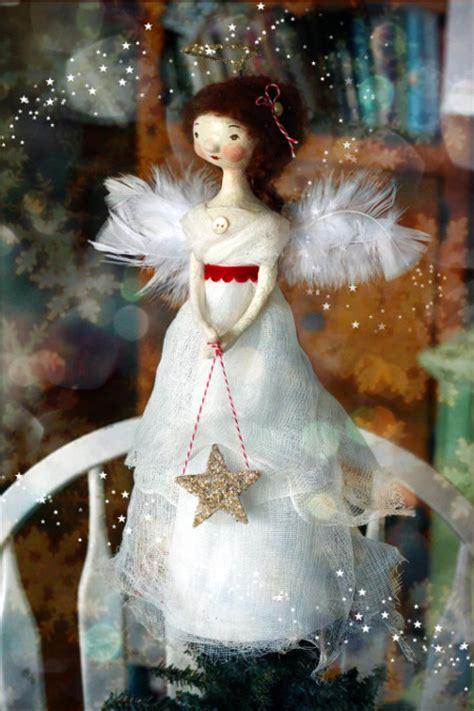 angel tree topper  diys guide patterns