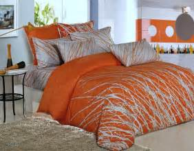 orange and grey bedding sets with more ease bedding with style