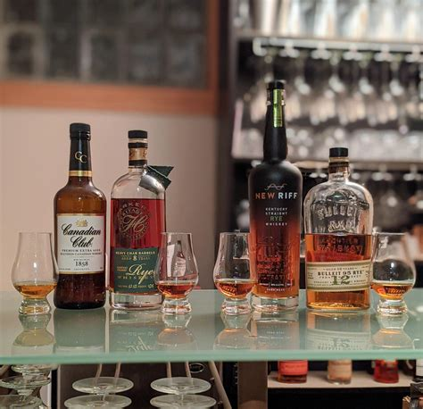 Reviews #5-8 - Canadian Club, Parker's Heritage Rye, New ...