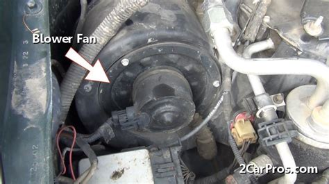 ac fan motor not working troubleshoot car air conditioner problems quickly w pictures