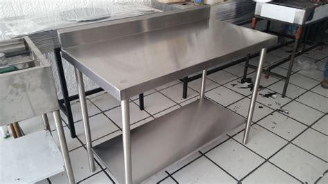 muebles  cocina en acero inoxidable  en