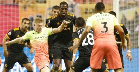 Manchester City vs Wolverhampton Wanderers Live Stream: TV ...