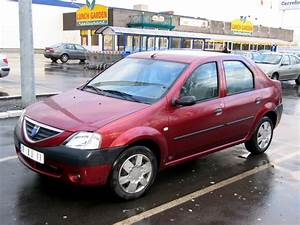 2005 Dacia Logan - Overview