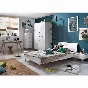 Chambre Enfant Pas Cher : chambre enfant compl te 5 l ments cbc meubles ~ Teatrodelosmanantiales.com Idées de Décoration