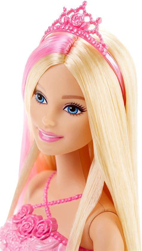Amazoncom Barbie Endless Hair Kingdom Princess Doll