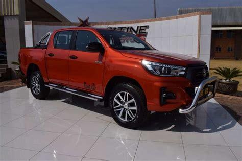 2019 Toyota Dakar by 2019 Toyota Hilux 2 8gd 6 Dakar Cab 4x4 Auto