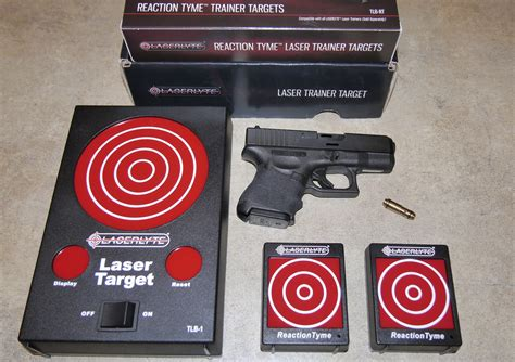 Laserlyte Reaction Tyme Trainer Targets Review