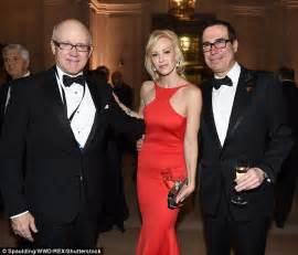 Louise Linton and Steve Mnuchin