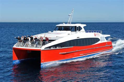 Catamaran Passenger Ferry by Ic12053 26m Catamaran Passenger Ferry