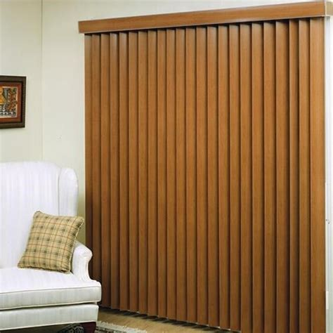 faux wood vertical blinds blindscom