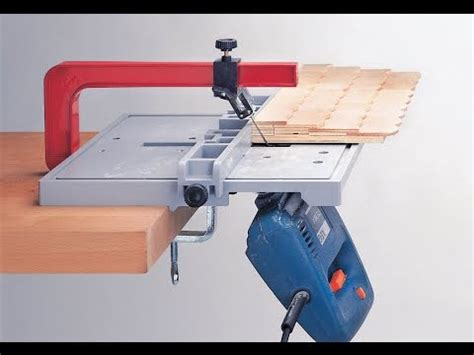 Jigsaw Cutting Station  Straight Cuts  Jigsaw Table