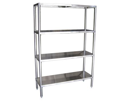 stainless steel solid kitchen shelving stainless steel shelving unit solid stainless steel