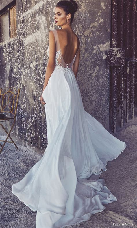 Elbeth Gillis 2017 Wedding Dresses — Luxury Bridal