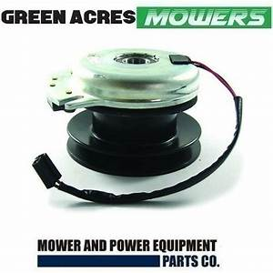Ride On Mower Electric Pto Clutch For Selected Mtd Cub