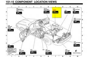 2001 Ford Mustang Power Window Wiring Diagram by I A 2001 V6 Mustang Both Power Windows Stopped