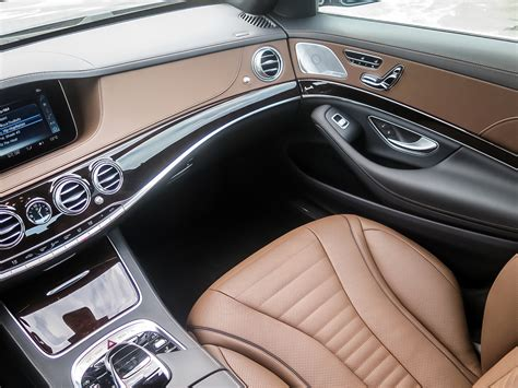 The interior and finish of the are are of excellent. New 2020 Mercedes-Benz S560 4MATIC Sedan (SWB) 4-Door Sedan in Kitchener #39694 | Mercedes-Benz ...