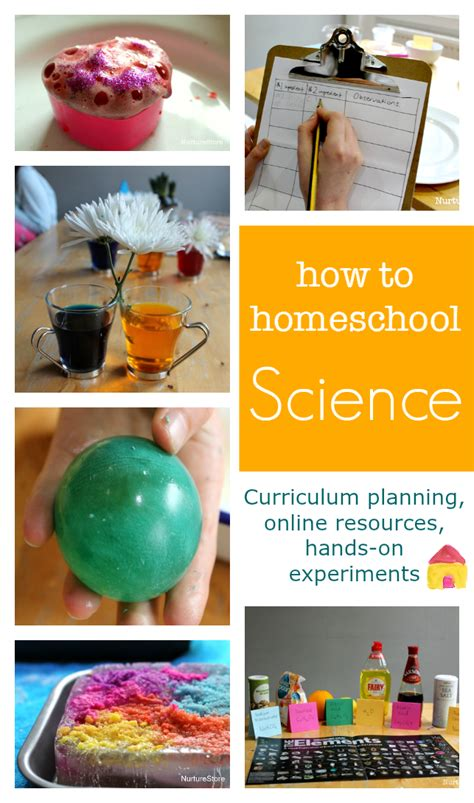 Kitchen Science Fair Experiments by How To Homeschool Science Nurturestore Co Uk